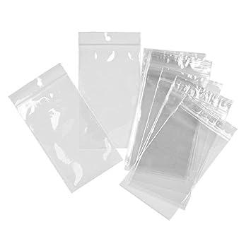 Amazon.com: Polipropileno/celofán transparente bolsas de ...