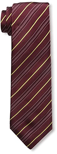 isaia-mens-striped-tie-red