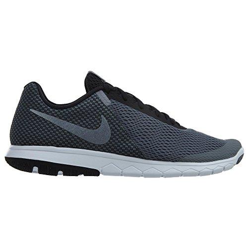 Women's Run Experience Cool Grey Shoe Blk Wht Mtlc 7 Nike Flex dFOx4qtdw