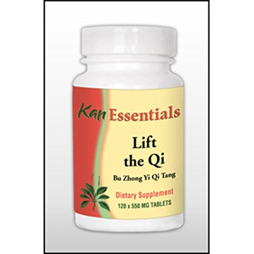 Lift the Qi 120 Tabs By Kan Herbs