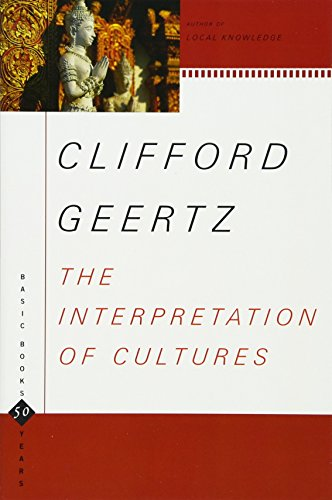 The Interpretation Of Cultures (Basic Books Classics)