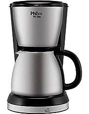 Cafeteira Ph14 Temp, 550w, 110v, 53901025 Philco Preto/ Aço Escovado