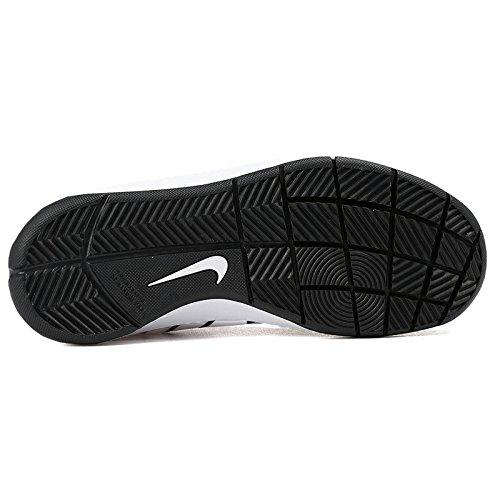 Nike 834318 001, Zapatillas de Baloncesto Unisex Adulto Varios colores (Black /     White)