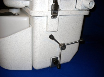 Nature's Head Composting Toilet with Spider Handle by Nature's Head (Image #1)