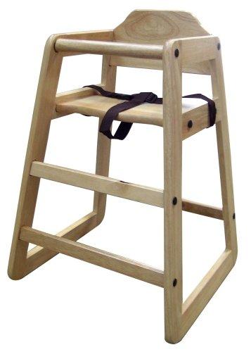 ORE International Toddler Restaurant-Style Highchair