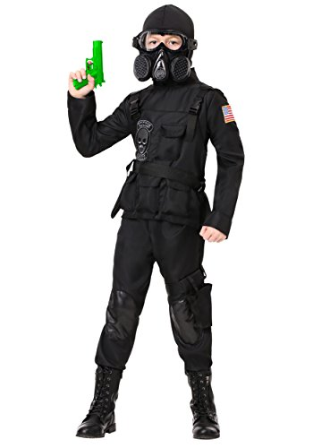 Child Navy Seal Team 6 Costume Medium -