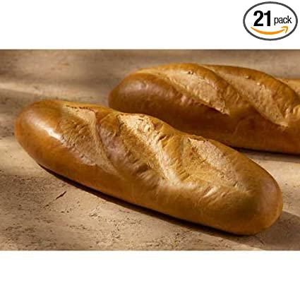 Gonnella French Italian Bread Dough 19 Ounce 21 Per Case Amazon Com Grocery Gourmet Food
