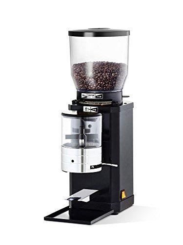 Anfim Super Caimano SCT Espresso Grinder - Timer - Black