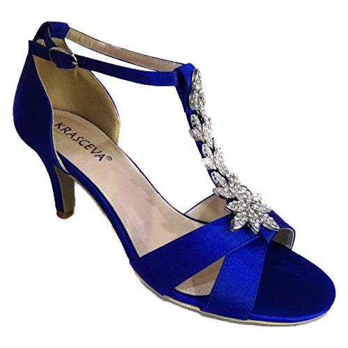 Boutique Royal Gorgeous donna Sandali Absolutely Blue zYwqf5na4x