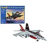 Revell Model Kit F/A-18E Super Hornet 1:144 03997
