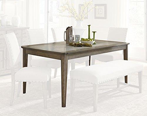 Liberty Furniture 645-T3872 Weatherford Dining Rectangular Leg Table, 38