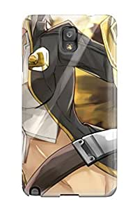 Tpu Ortiz Bland Shockproof Scratcheproof Mad Anime Girl Hard Case Cover For Galaxy Note 3