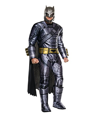 Rubie's Men's Batman v Superman: Dawn of Justice Deluxe (Large Image)