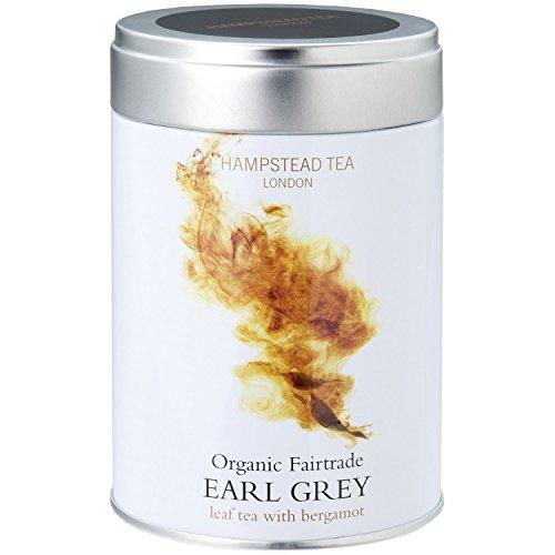 Hampstead Tea Organic Fair Trade Loose Tea Earl Grey -- 3.53 oz