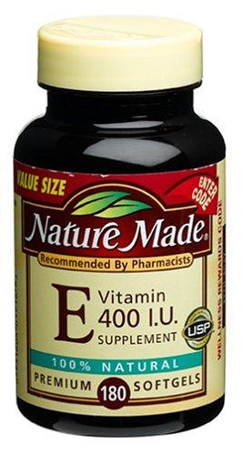 Nature Made Vitamin E Dl-alpha, 400 Iu