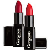Gorgeous Cosmetics Perfect Pairs Lipstick Duo (Reds)
