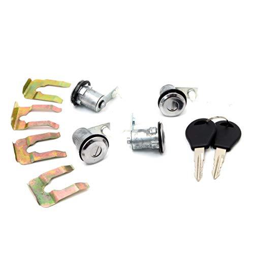 Locks & Keys Set Fit for 1968-1982 Nissan Datsun Bluebird 510 Sunny B11 B110 120Y 140Y 210 B210 B310 Truck Sedan UTE 4WD New