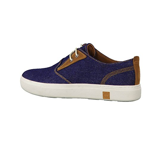 Timberland Damen Sneaker Amherst Canvas Oxford Dark Denim
