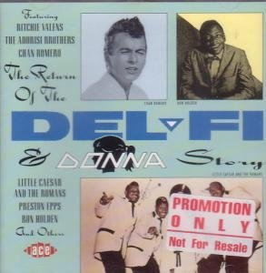Return of the Del-Fi & Donna Story by Ace Records UK