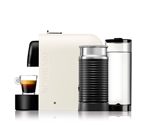 Amazon.com: Krups Nespresso U Coffee Maker Pure Cream ...