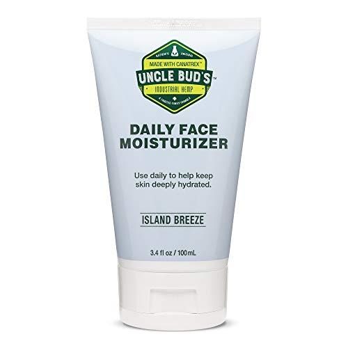 Uncle Bud's Hemp Daily Face Moisturizer