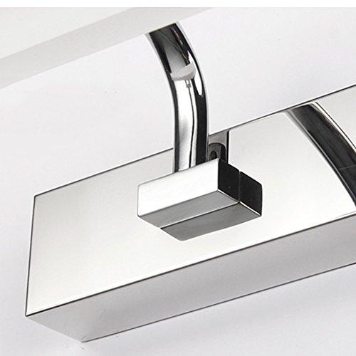 Mirror light XUERUI LED Lamp, 9W-16W Warm White Bathroom Lights, EMC Driver, 40-70CM X 7CM X 4.5cm, Energy Savin (Color : Warm white, Size : 40CM) by Mirror light (Image #4)