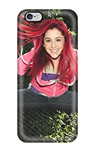 Awesome Women Redheads Flip Case With Fashion Design For Iphone 6 Plus