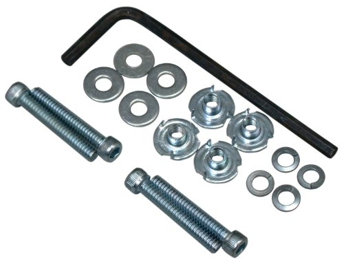Great Planes Bolt Set/Blind Nuts (4-Piece), 4-40x3/4