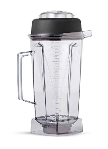 Vita-Mix 001195 V-PRO Container with Wet Blade and Lid by Vitamix