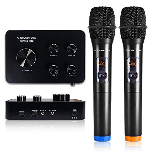 Sound Town Wireless Microphone