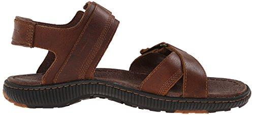 Timberland Hollbrook Ftp ek Sandal Sandali Uomo Marrone marrone brown