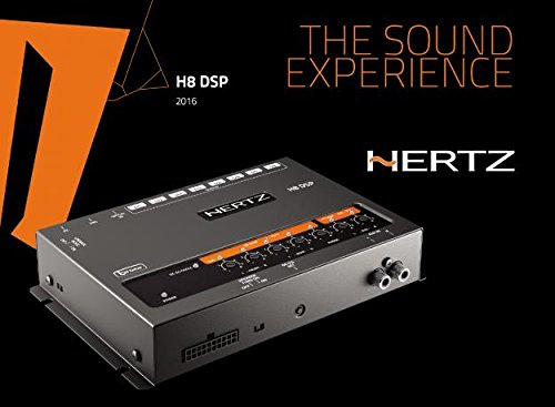 Hertz H8 DSP 8 Kanal DSP Digitaler Sound-Prozessor