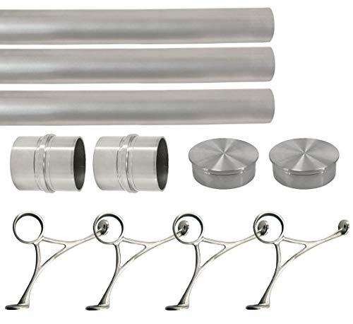 bar foot rail kit