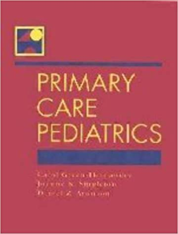 Book Primary Care Pediatrics