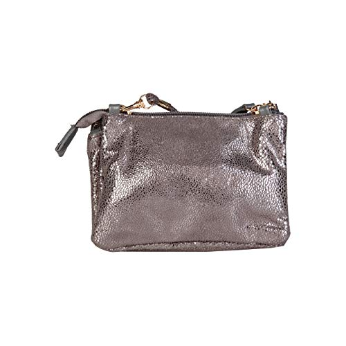 Women Clutch Genuine Women Grey Designer Bag Bag Biagiotti Laura Clutch SapawxqdX