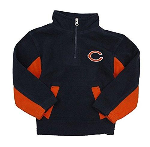 4baec64c Amazon.com : Outerstuff Chicago Bears NFL Little Kid Boys (4-7) 1/4 ...