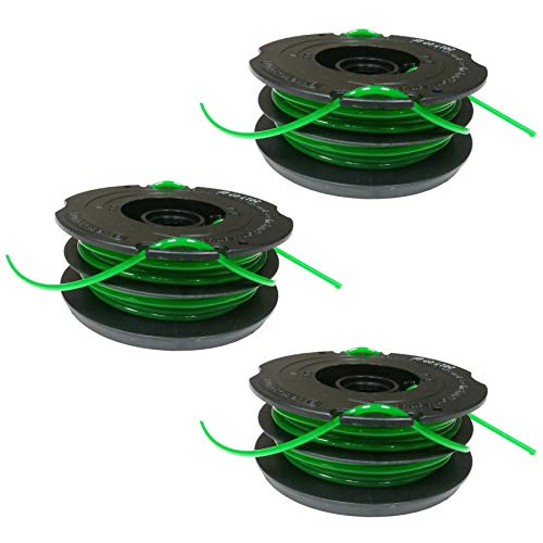 Black & Decker DF-080 Dual-Line Replacement Spools (3 Pack) (Black & Decker String Trimmer Gh1000 Parts)