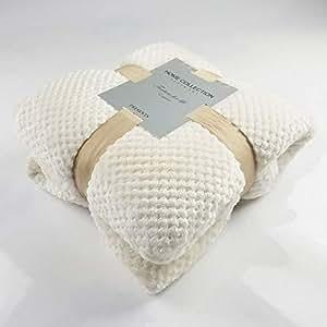 Amazon.com: Manta de franela para cama EXTOY de invierno ...