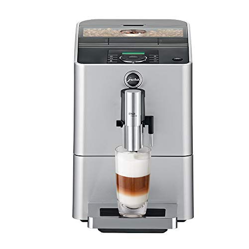 Jura 15116 ENA Micro 90 Espresso Machine, Micro Silver (Renewed)