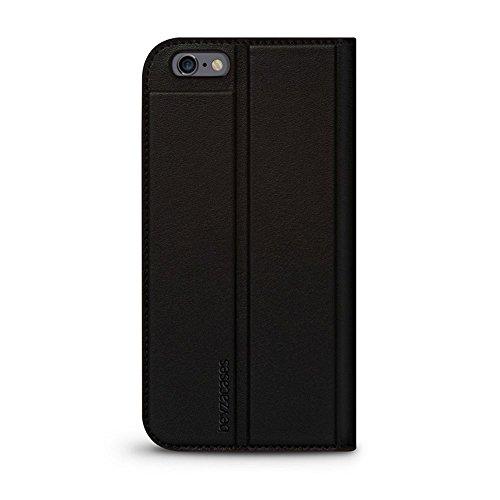 Beyzacases Arya Etui folio pour iPhone 6/6S Noir