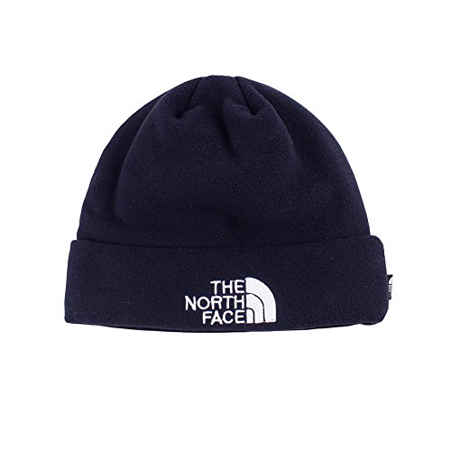 e Layers Winter Thicken Polar Fleece Thermal Beanie Hat (Dark Blue, One Size) (The North Face Fleece Cap)