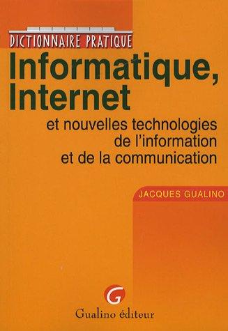 Informatique, Internet (French Edition)