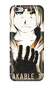 Discount Durable Defender Case For Iphone 6 Plus Tpu Cover(fullmetal Alchemist) 6134652K50272744