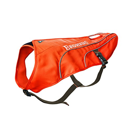 Browning Dog Safety Vest, ORANGE, S