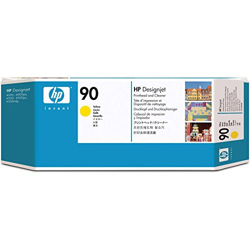 TESTINA DI STAMPA N. 90 GIALLO Hewlett Packard C5057A