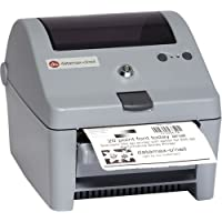 Datamax-ONeil WCB-00-0JP00100 Workstation DT Printer, 300 DPI, 4 IPS, 32 MB Flash, 32 MB RAM, Serial/PCL5E Print Language, 1 and 1.5 Media Hanger, 4 Size