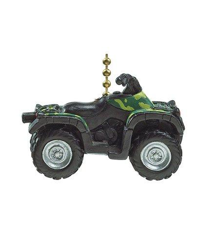 Handlebar Pull - Four Wheel ATV 4 Wheeler Quad Camouflage Ceiling Fan Pull
