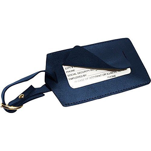 Royce Leather Classic Luggage Tag product image