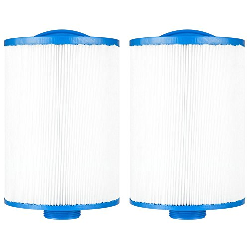 Clear Choice CCP124 Pool Spa Replacement Cartridge Filter for Maxx Spa of Canada Filter Media, 5-5/8