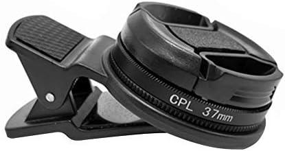 for Different Brand Mobile Phone Lens Filter 37mm Lens Mobile Phone Clip 37mm CPL Polarizing Polarizer Lens Filter